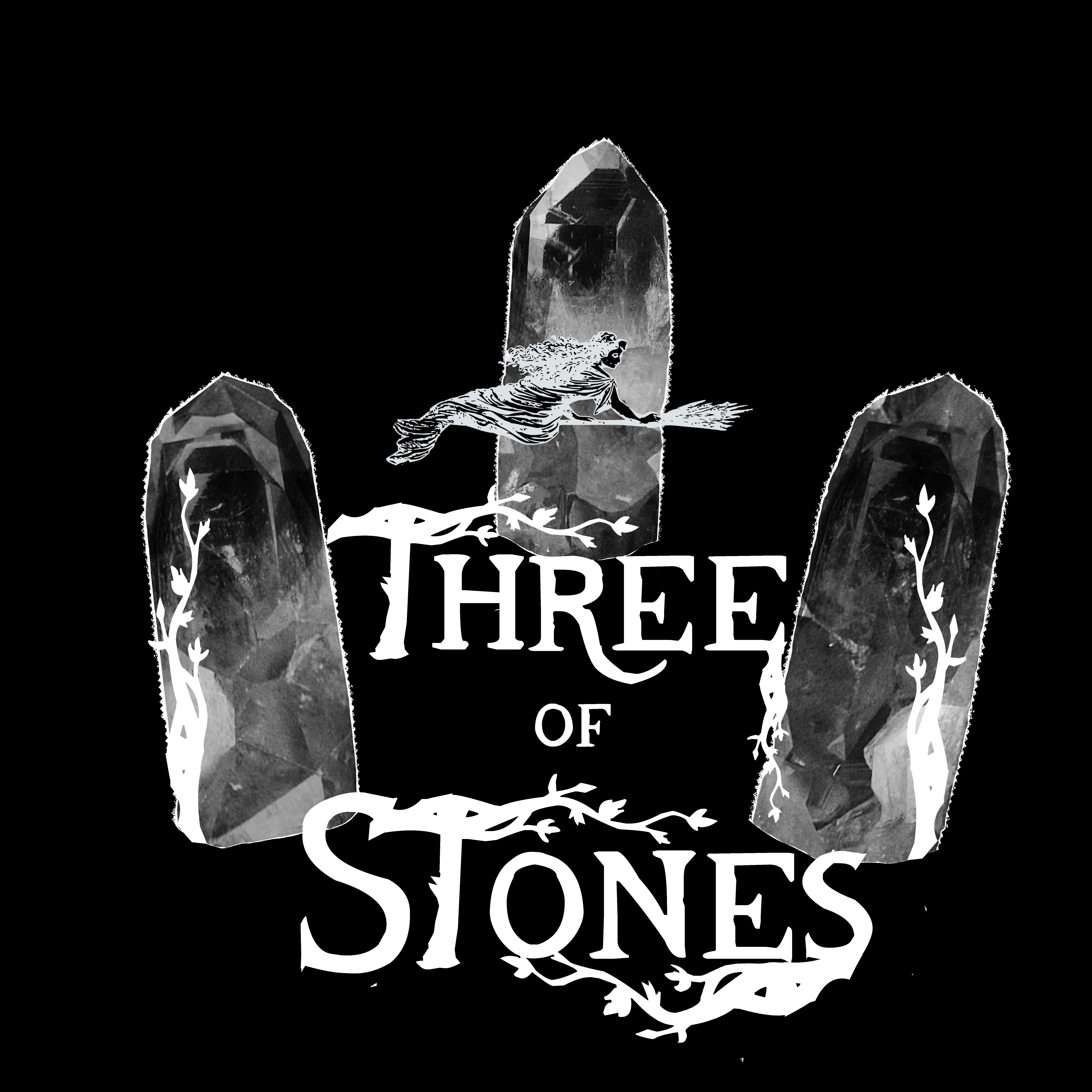 3 OF STONES